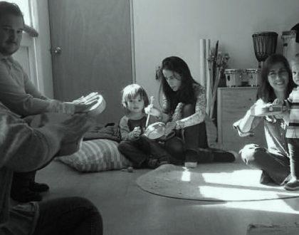 Importancia de los Padres en el aprendizaje de la música en los niños